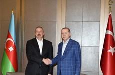 Azerbaijan, Thổ Nhĩ Kỳ thảo luận về xung đột Nagorny Karabakh