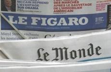 Các nhà xuất bản Pháp chung sức thách thức Google và Facebook