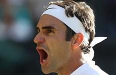 Hạ Raonic, Roger Federer thiết lập kỷ lục mới tại Wimbledon