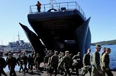 Nga: Quân khu miền Đông diễn tập quy mô lớn tại vùng Viễn Đông