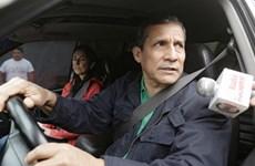 Cựu Tổng thống Peru Ollanta Humala bị tạm giam 18 tháng