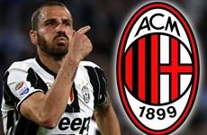 Leonardo Bonucci tới AC Milan: Quá nhanh, quá nguy hiểm