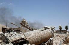 Hơn 100 nhân viên tình báo Saudi Arabia hỗ trợ IS tại Mosul