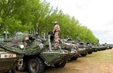 5.000 binh sỹ của tổ chức NATO tiến hành tập trận tại Romania