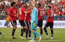 Manchester United giành chiến thắng tưng bừng trước LA Galaxy
