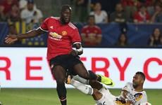 Cận cảnh M.U vùi dập LA Galaxy trong ngày ra mắt Romelu Lukaku