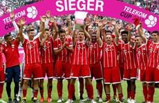 Bayern Munich bảo vệ thành công chức vô địch Telekom Cup