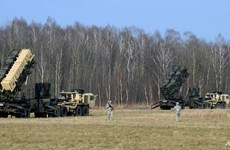 Tổng thống Romania khẳng định mua tên lửa Patriot không để chống Nga