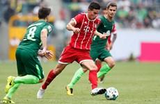 """Vì sao Bayern Munich cần có """"bom tấn"""" James Rodriguez?"""