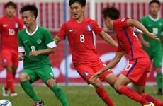 U23 Hàn Quốc phô trương sức mạnh bằng chiến thắng hủy diệt 10-0