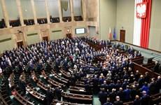 Quốc hội Ba Lan thông qua kế hoạch cải cách Tòa án Tối cao