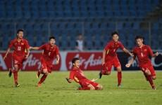 Hạ gục Australia, U15 Việt Nam đối đầu U15 Thái Lan ở chung kết