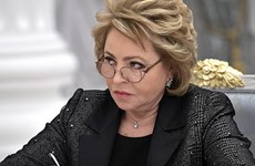 Mỹ nỗ lực đẩy Nga ra khỏi thị trường năng lượng châu Âu