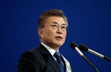 Tổng thống Hàn Quốc Moon Jae-in sẽ đối thoại với doanh nghiệp