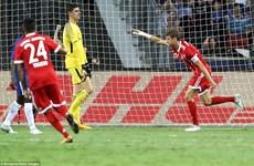 Thomas Mueller lập cú đúp giúp Bayern Munich hạ gục Chelsea
