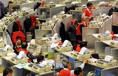 Chứng khoán Hong Kong đã vọt mức cao nhất trong hai năm qua