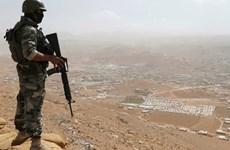 Lệnh ngừng bắn có hiệu lực tại biên giới Liban với Syria