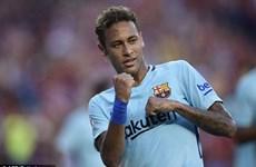 Neymar lập công giúp Barcelona đánh bại Manchester United