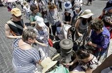 Italy: Báo động tình trạng thiếu nước sinh hoạt tại thủ đô Rome