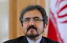 Iran lên án Mỹ và tuyên bố tiếp tục tiến hành chương trình tên lửa