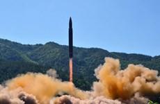 """""""Tên lửa Triều Tiên có thể nhắm trúng các thành phố lớn của Mỹ"""""""