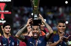 Alves tỏa sáng giúp Paris Saint-Germain giành Siêu cúp Pháp