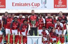 Vô địch Emirates Cup, Arsenal sẵn sàng nghênh chiến Chelsea