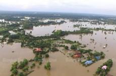 Lũ lụt nghiêm trọng ở Đông Bắc Thái Lan, 229 làng bị nhấn chìm