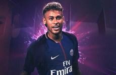 """Siêu bom tấn"" Neymar nói gì sau khi gia nhập Paris St-Germain?"