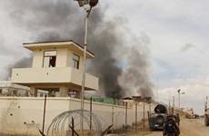 Afghanistan: Taliban chiếm tòa nhà và tấn công căn cứ quân sự