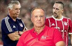 Bayern bị đặt trong tình trạng báo động sau mùa Hè thất vọng