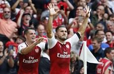 Arsenal giành Siêu cúp Anh sau loạt sút luân lưu chênh lệch