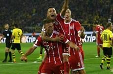 Cận cảnh Bayern hạ Dortmund ở loạt sút luân lưu để giành Siêu cúp