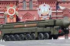 Nga và Mỹ nhất trí đối thoại về Hiệp ước tên lửa tầm trung và tầm ngắn