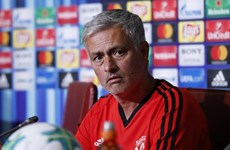 Jose Mourinho nói gì trước trận Real-M.U tranh Siêu cúp châu Âu?