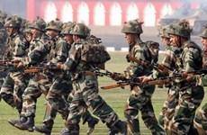 Hàng trăm binh sỹ Ấn Độ sẽ tham gia tập trận chung với Mỹ