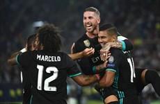 Những hình ảnh đáng nhớ ở trận Manchester United thua Real
