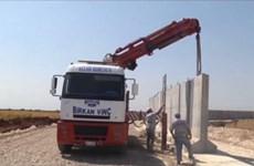 Thổ Nhĩ Kỳ bắt đầy xây dựng tường an ninh giáp biên giới Iran