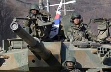 Hàn Quốc ứng phó khiêu khích của Triều Tiên ở mức cao nhất