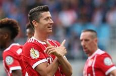 Bayern Munich, Dortmund đua nhau thắng hủy diệt ở Cúp quốc gia