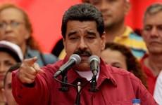 Venezuela: Tổng thống Maduro yêu cầu tiến hành diễn tập quân sự