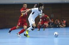 """Futsal Việt Nam thua đậm trước Futsal Thái Lan ở """"chung kết sớm"""""""