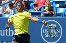 "Nick Kyrgios ""đá bay"" Rafael Nadal khỏi Cincinnati Masters"
