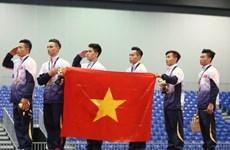 Liên tiếp vượt mặt chủ nhà, đoàn Việt Nam giành thêm 2 HCV