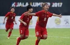 Hạ gục Myanmar, đội tuyển nữ Việt Nam chiếm ngôi đầu bảng