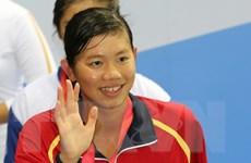 Ánh Viên lần đầu tiên giành HCV 100m bơi ngửa tại SEA Games