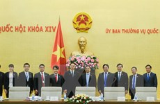 Tăng cường hợp tác giao lưu giữa các nghị sỹ trẻ Việt Nam-Nhật Bản