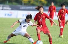 """Việt Nam hòa đáng tiếc trước Thái Lan ở trận """"chung kết sớm"""""""