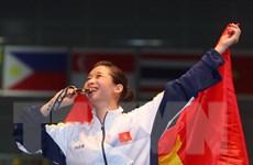 Danh sách vận động viên giành HCV cho Việt Nam tại SEA Games 29