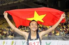 Danh sách vận động viên giành HCV cho đoàn thể thao Việt Nam